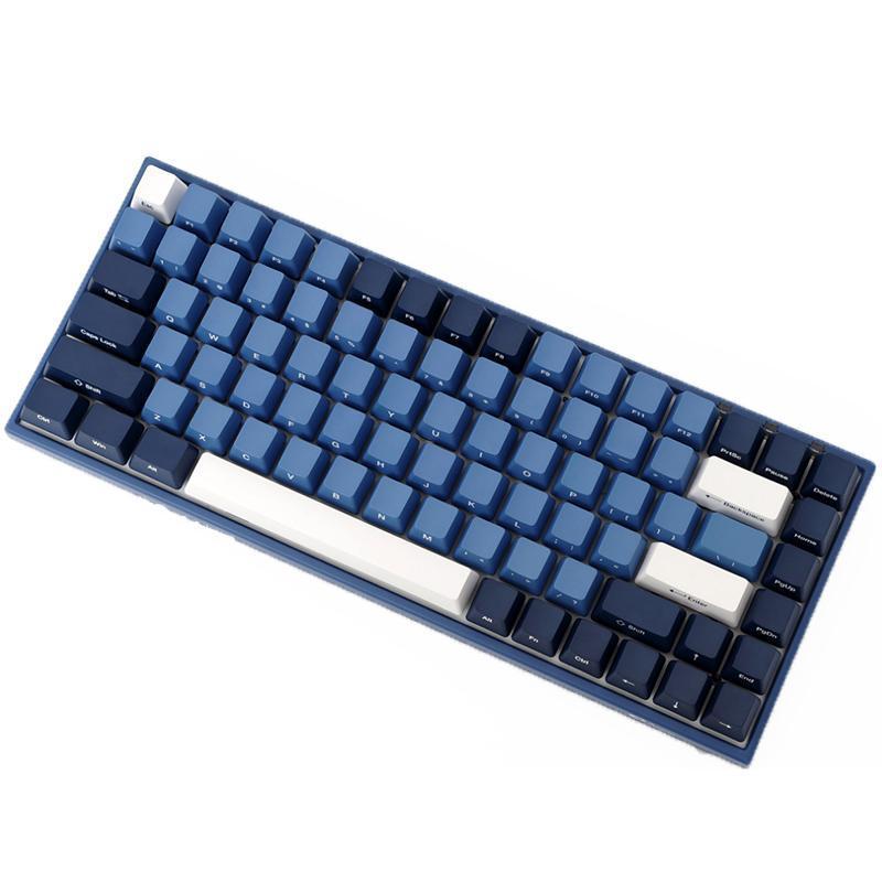 AKKO 3084 SP Ocean Star 84 Keys USB Type-C Wired Gaming Keyboard 85% PBT Keycaps Cherry MX Switch For Mechanical Keyboard