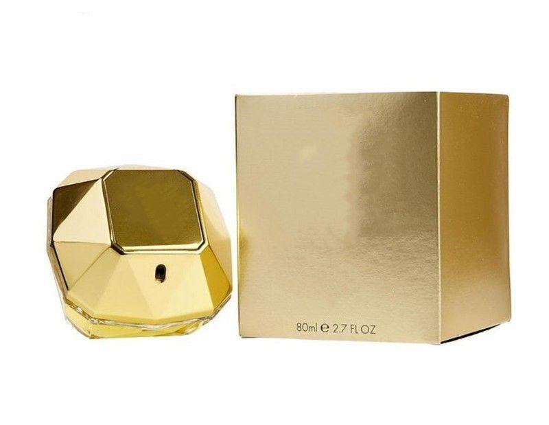 Neue trendige 1 Million 80 ml intensiver Duft für Frauen Parfüm Hohe Qualität und dauerhafte lange Zeit Spray Kostenloser Versand