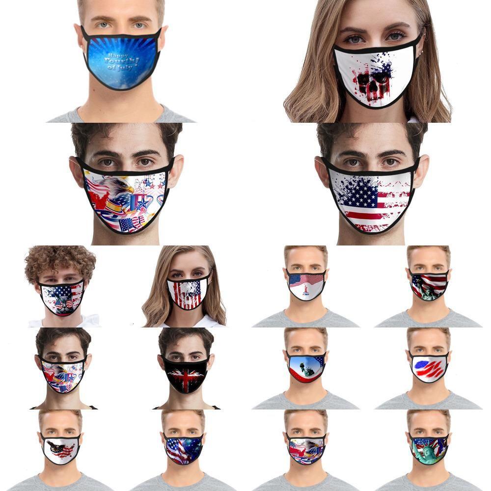 Donald Trump Cotton Maks Präsidentenwahl Designer Mode Erwachsener Antistaub-F-Maske Silk 2020 Donald Trump Cotton Maks Presidential Wqdr