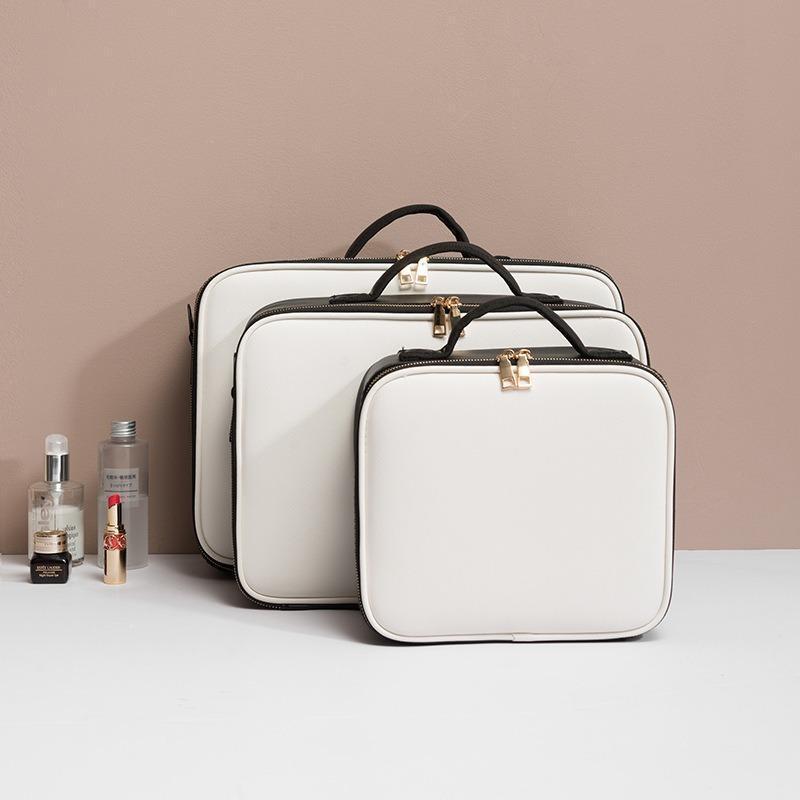Borsa cosmetica impermeabile multi-funzione make up scatola toilette borsa da viaggio organizzatore di trucco cassa sacchetto sacchetto di stoccaggio borse per il trucco