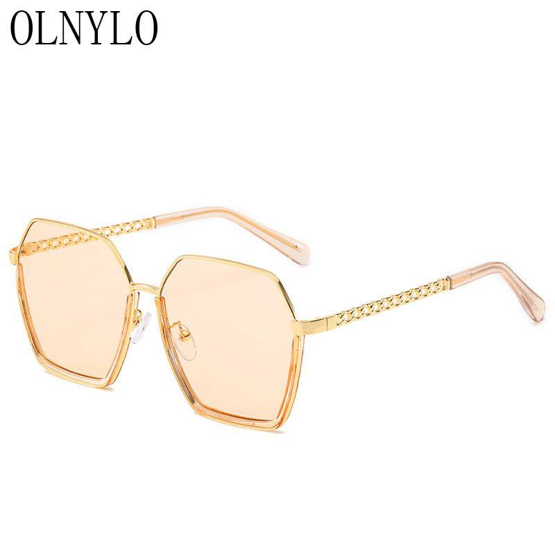 Mulheres Novas Mulheres Óculos de Sol Clássico Moda Frame Gradiente Exterior Drivers Sun Óculos Retro Lentes de Sol Mujer Feminino UV400