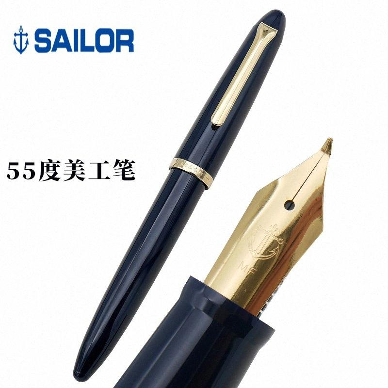 Sailor caneta caneta arte da pintura 55 degrees10-0212NIB não é opcional 85Rw #