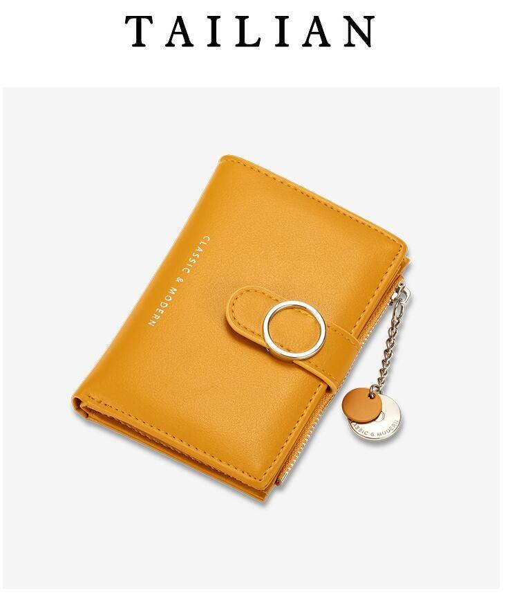 HBP PU Wallet Mode Frauen Geldbörse Karteninhaber Freies Verschiffen T2602-1042