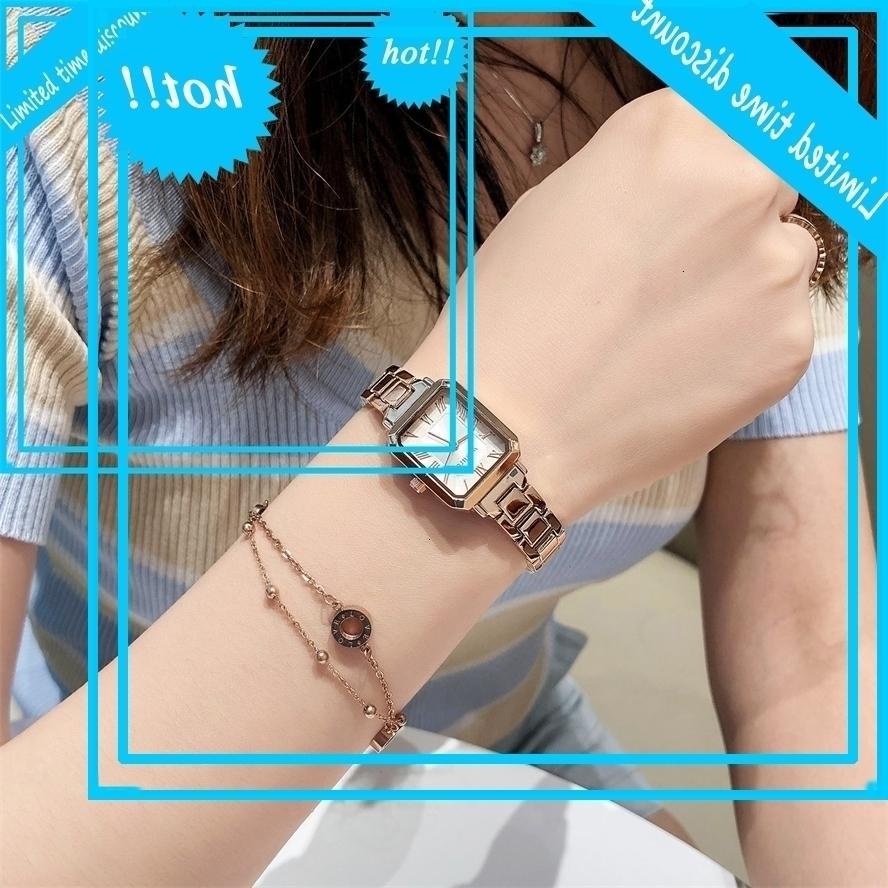 WESURE женская студентка корейская версия простой темперамент изысканный стиль в стиле французские меньшинства женские часы