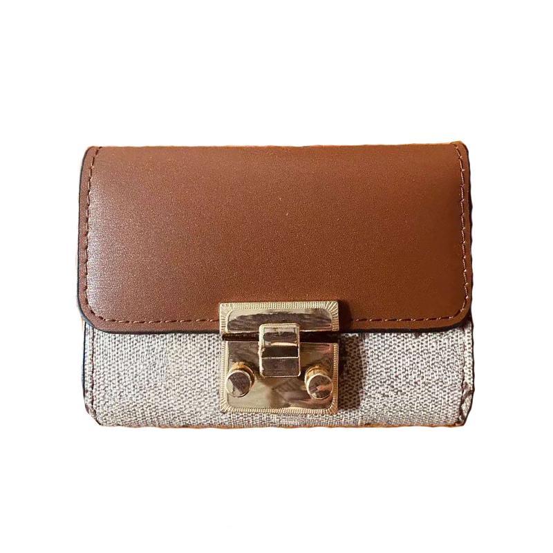 Novo com carteira moeda designer bolsa zipper geometria carteiras moda para longo saco de telefone feminino embreagem mulheres titular cartão rdknx