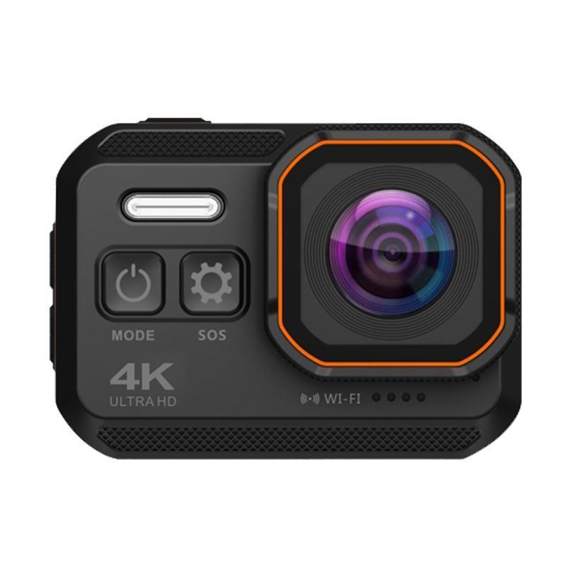 IDV 1600Wpixel 4K الرياضة واي فاي كاميرا عالية الدقة DV الرياضة مع 2.0 بوصة IPS القصدير