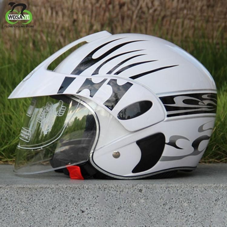 Wosewe Children Bicycle MTB Full Face Casco Motocicleta Niños Cascos Motorbike Childs Moto Safety Headpiece Protection Gear Q0120
