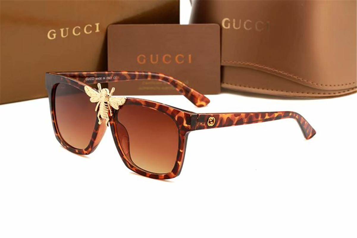 Hot top fashion designer sunglasses. 0239GUC luxury men's and women's driving sunglasses. UV400 high quality brand sun glass.