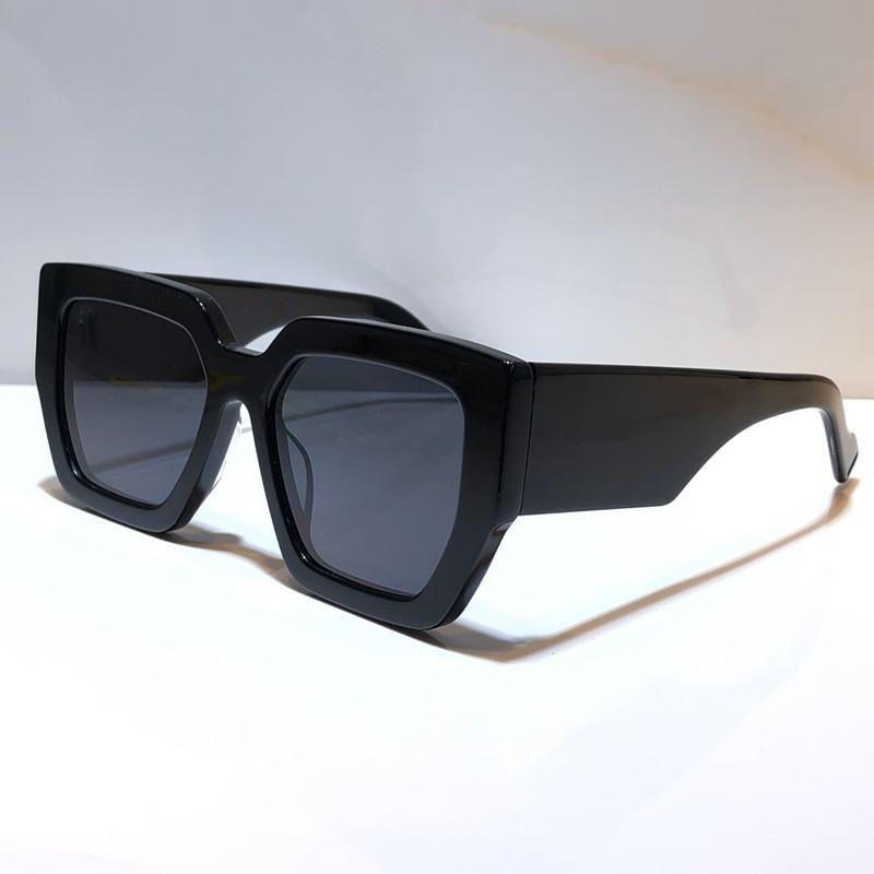 Popular 0630s óculos de sol mulheres modelo quadrado estilo quadrado retângulo quadro completo qualidade uv proteção vêm com o caso 0630 venda quente