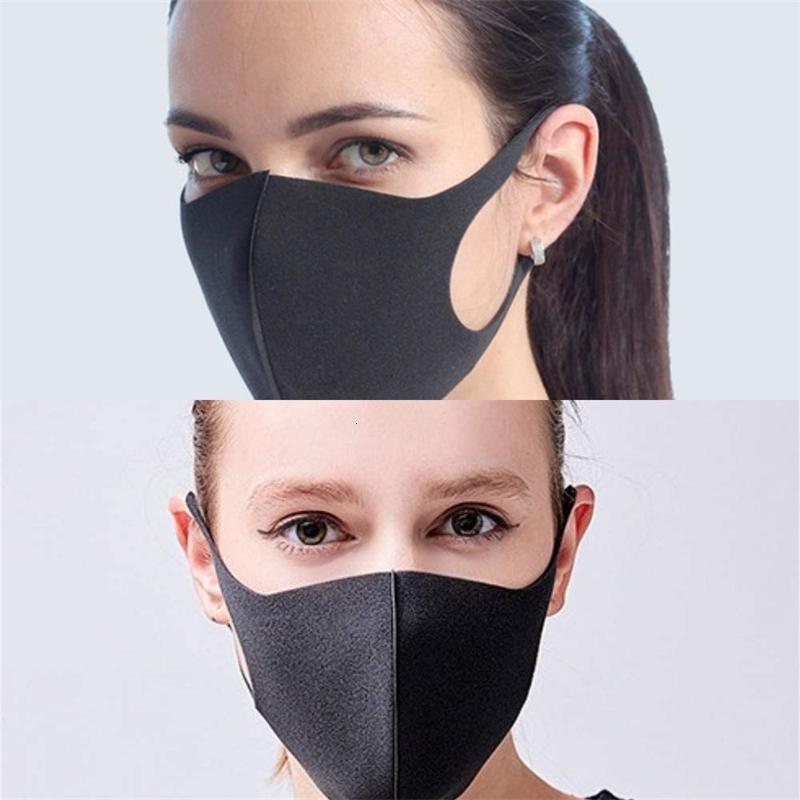 Ащита Личная гигиена Пылезащитно Безопасность дышащий Ear Подвесной Unisex Губка против загрязнения ветрозащитный многоразовый