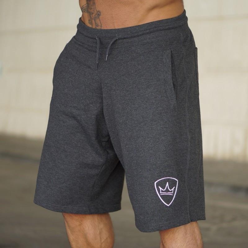 Nuevos Hombres Sporting Running Shorts Men Cotton Bodybuilding Sweetpants Fitness Pantalones cortos Jogger Gimnasios Hombres Deporte Brand Shorts Y200401