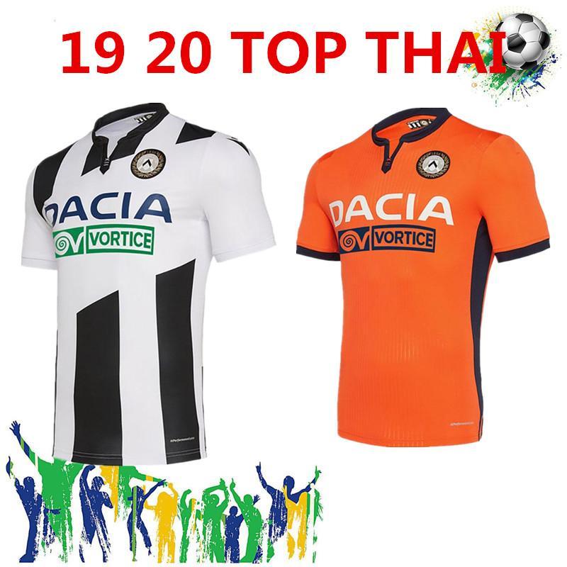 19 20 MAGLIA اودينيزي لكرة القدم جيرسي 2020 الرئيسية J.LARSEN اوكاكا R.DE PAUL كرة القدم قميص الزي اللازانيا MACHIS كرة القدم