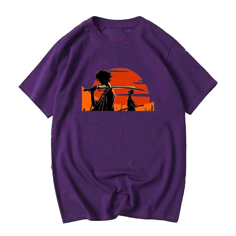 Summer Men/'s Shirt à manches courtes Blouses Tops Bouton Avant Style Japonais neuf d