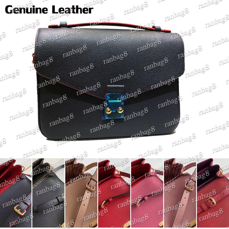 Fashion Crossbody Shoulder Bag 25cm Strap Metis With Bag Top Handle 40780 Leather Bags Handbag Messenger Design Women's Genuine Vsgvu