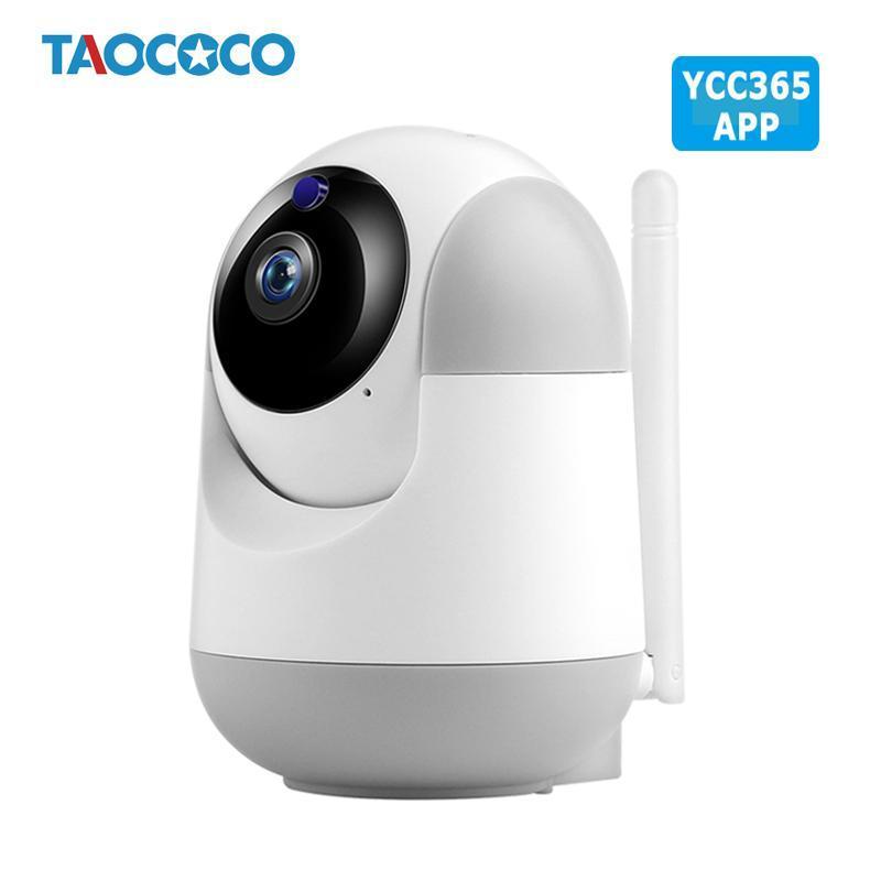 1080P caméra de surveillance intelligente de suivi automatique de détection de mouvement nuage WiFi Caméra de sécurité IP CCTV sans fil YCC365