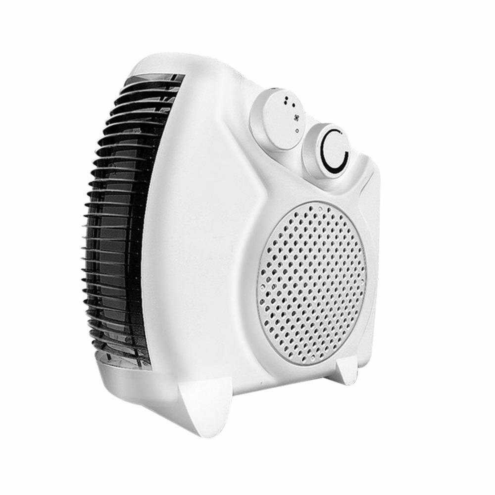 220V Multifunctional Electric Air Heater Winter Energy Saving Warm Air Heating Blower Room Fan Heater Warmer For Home Office
