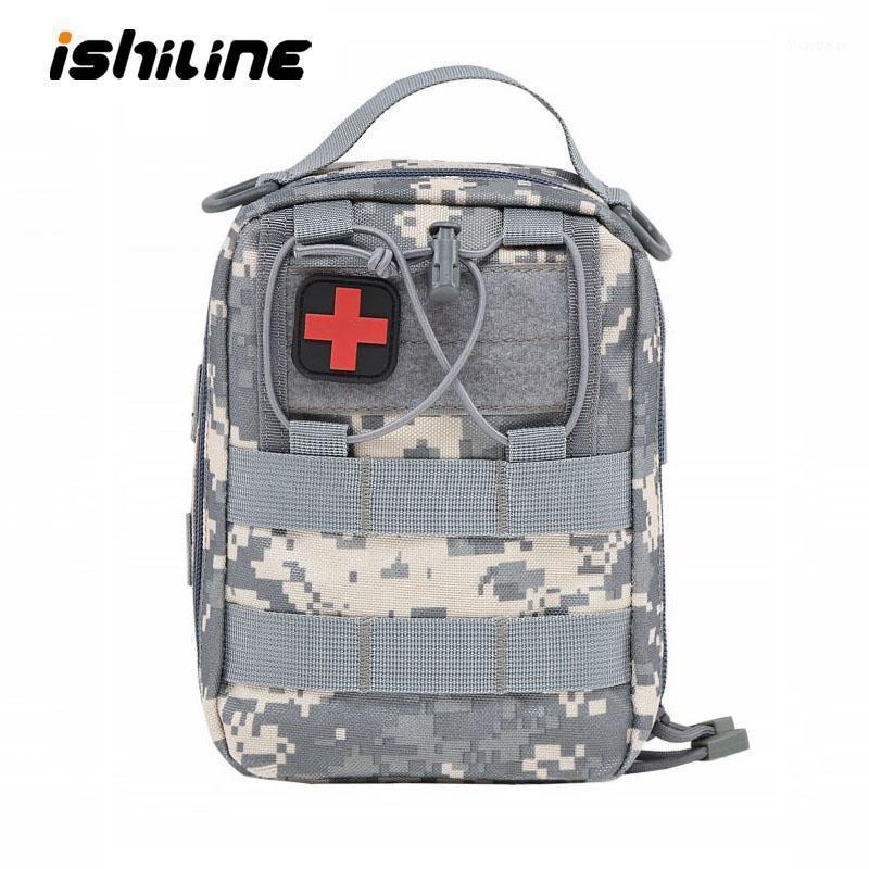 Storage Bags Empty Emergency Kit Bag Tactical Kit Camping Packaging Travel Bag Organizer1