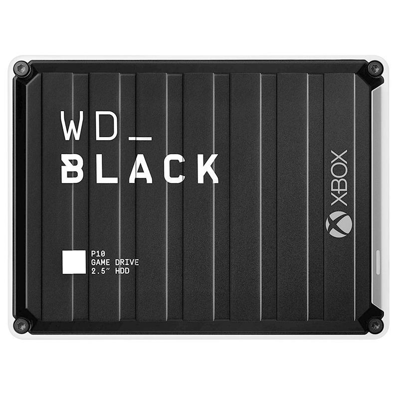 P10 Game Drive for Xbox 2TB 4TB 5TB P10 Game Drive, Compatible with PS4, One, PC, Mac External Hard Disk