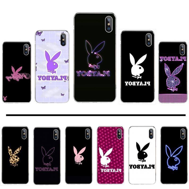 Motirunner Playboy Prestige mignon de bande dessinée Coque couvercle de téléphone Coque pour iPhone 12 5 5s 6s 5c SE 6 7 8 plus x xs xr 11 pro max