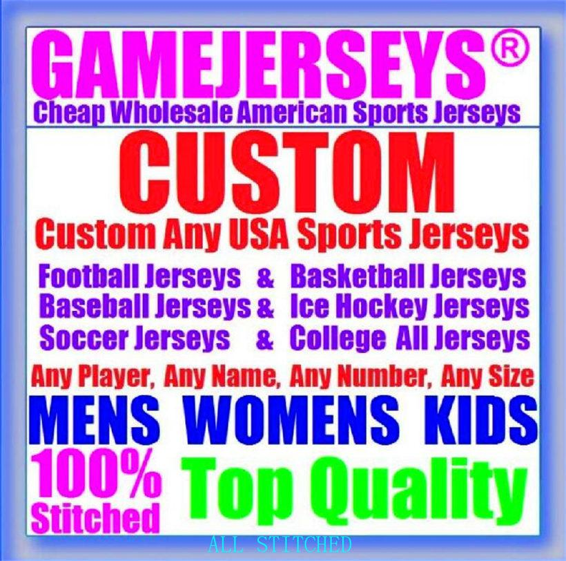 Custom BASKETBALL BASEBALL ICE HOCKEY American football Jerseys For Men Women Youth College Color nrl rugby soccer jersey red 4xl 5xl 6xl
