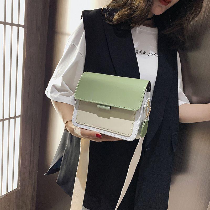 New Woman Fashion Bag Mini Sacs Crossbody cuir Messenger Bag Lady-dessus l'épaule Voyage Sacs à main et sacs à main Flap Clutch