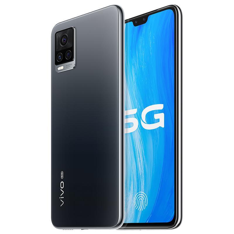 "Original Vivo S7 5G Handy 8 GB RAM 128 GB 256 GB ROM Snapdragon 765g Octa-Core 64MP Android 6.44"" Full Screen-Fingerabdruck-ID-Handy"