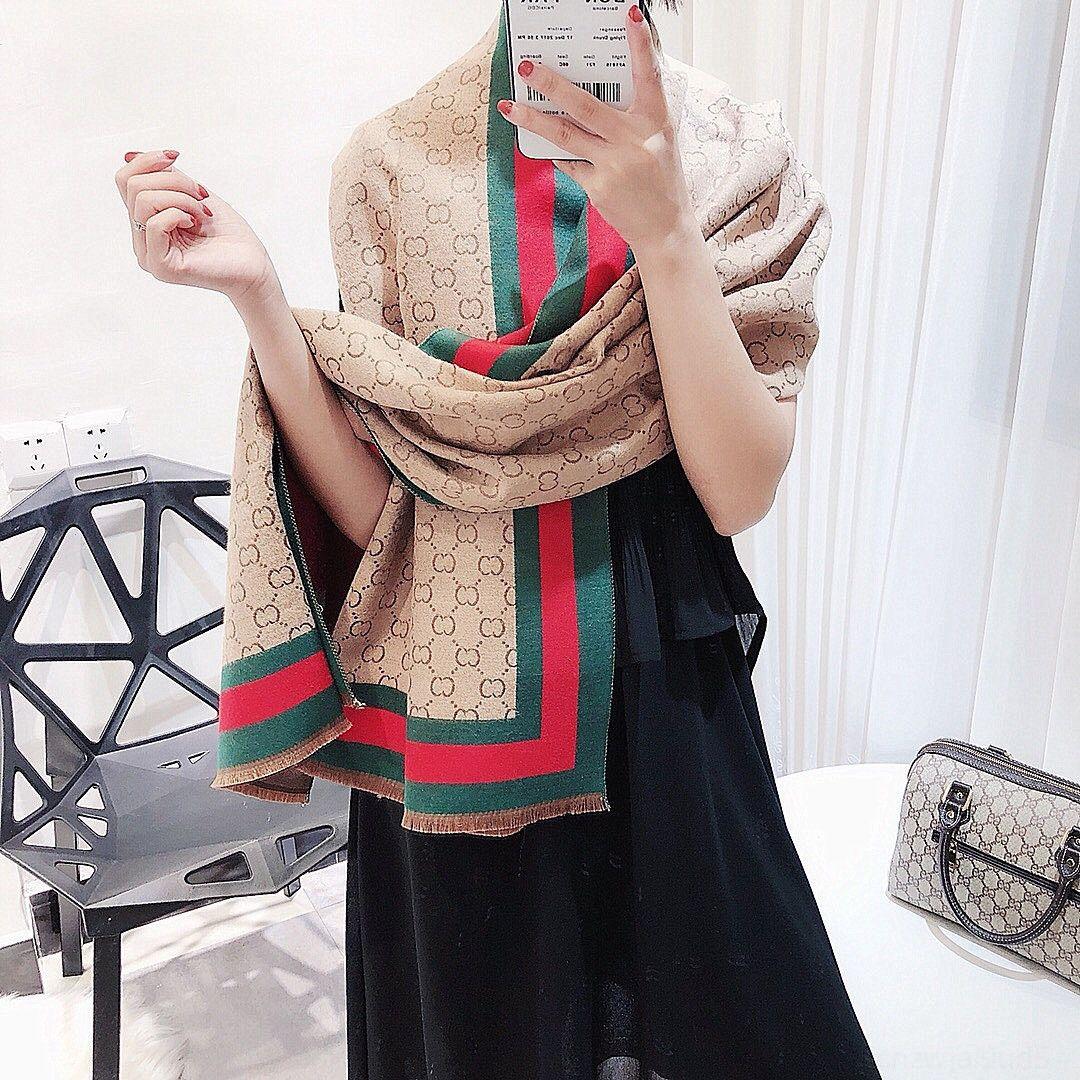 Hot Vente de Dener de luxe femmes d'été écharpe Big taille des hommes concepteur Pashmina Foulards en soie Echarpes Dot Imprimer étoles et châles Wraps S bc3D