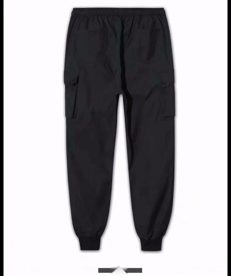 eYqnm pantolon Yaz tulum gelgit ins tulum erkek Casual ayaklarını Günlük Pantolon Boys Kore versiyonu eğilim gevşek dokuz nokta kravat 8WGQr