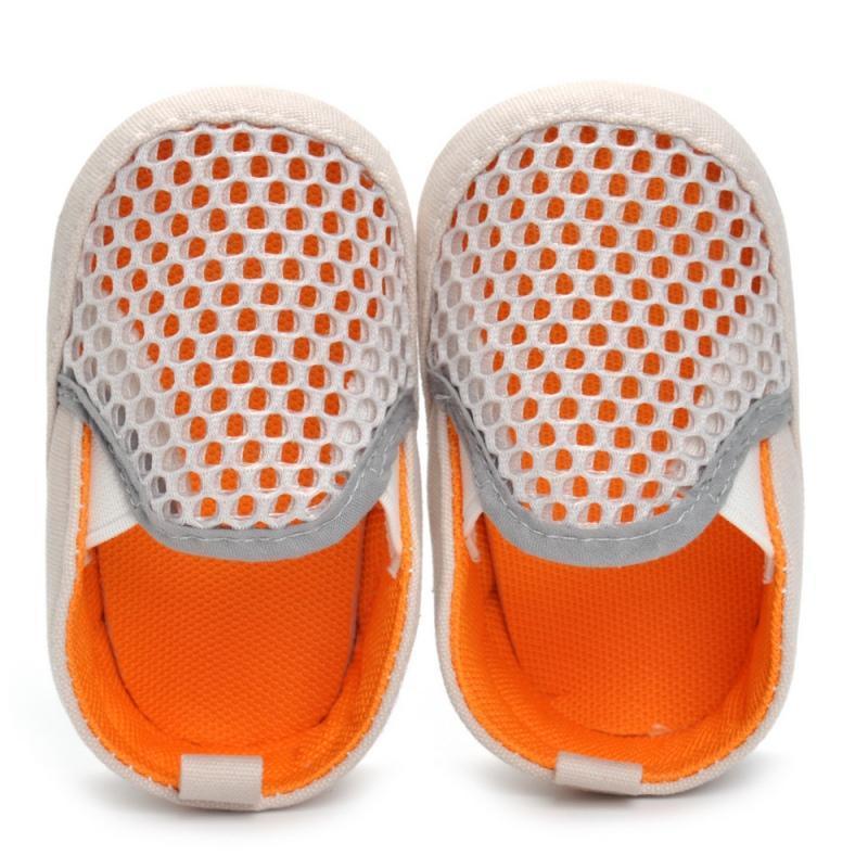 Bebé Sapatos de Malha Moda Bebê Sapatos Primeiro Walker Menina Recém-nascido Algodão Pano Bonito Realeza