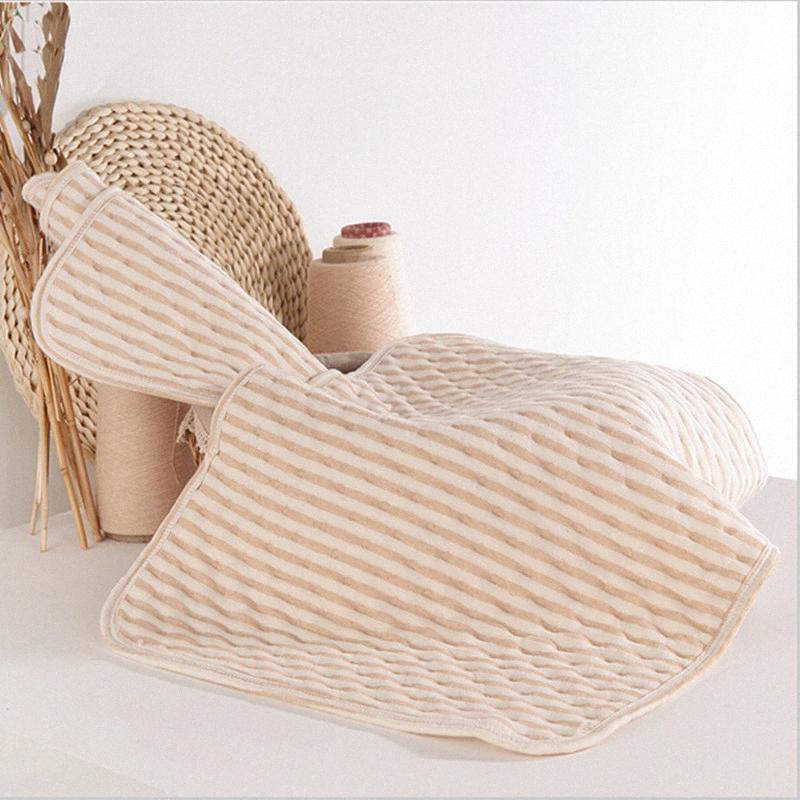 Pañales reutilizables Colchón infantil del algodón del hogar del recorrido impermeable lavable malla para cubrir el cojín cambiante del bebé Pañales ssec #