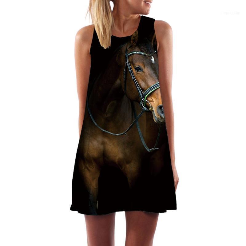 Kyku vestido de cavalo mulheres praia beach metal boho cinza sundress harajuku partido womens vestuário verão sem mangas túnica wrap femme1