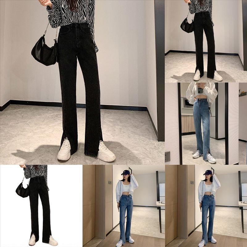 zycs invierno damas mamá alta cintura rasgada mujer señora denim lentejuelas novio jeans mujer vintage para jeans jeans den