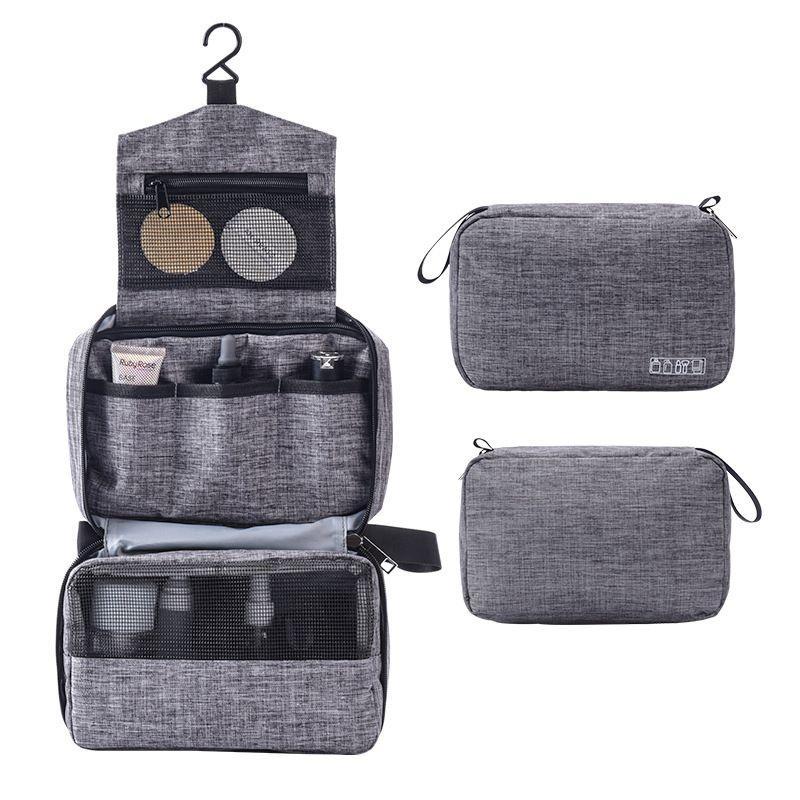 Borsa da viaggio Appeso Banche da viaggio Cosmetico Make Up Organizer per le donne e le ragazze impermeabili Portatile Borsa organizzatore portatile, borsa da viaggio