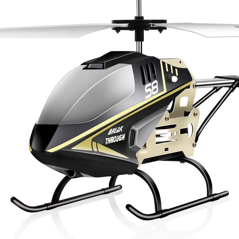 Original Syma S8 3.5-Channel RC Helicóptero equipado com 6-eixos Giroscópio Flight Remable Control Aircraft 20119