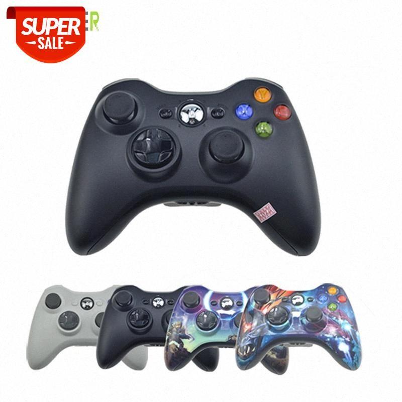 تحكم لاسلكي Gamepad ل Xbox 360 Juystick Controle Mando ل Xbox360 سليم Controle USB PC Game Controlle Computer JoyPad # ND1G