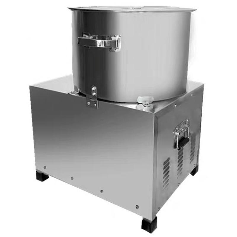 2.5-7.5kg multifonctions Viande mélange machine Mixer commercial légumes Farce Saucisse Mélangeur de nouilles mélange et Farce