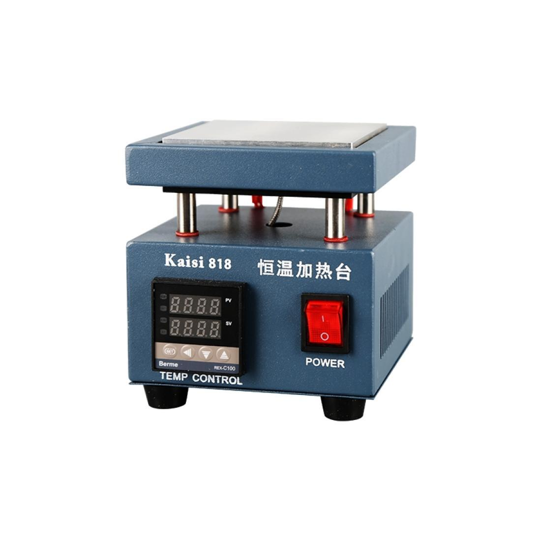 Kaisi 818 Heating Station Constant Temperature Heating Plate US Plug