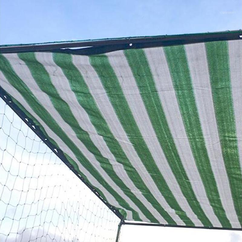 Палатки и укрытия на открытом воздухе Большой размер анти-УФ-тентовая ткань Sunshade Blackout1