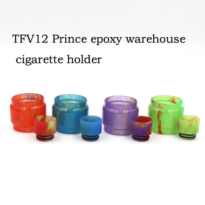 TFV12 Prince TFV8 810 TIP DRIP DRIP TIP Epossidy Drip Drip Suggerimenti per Smok TFV8 Big Baby