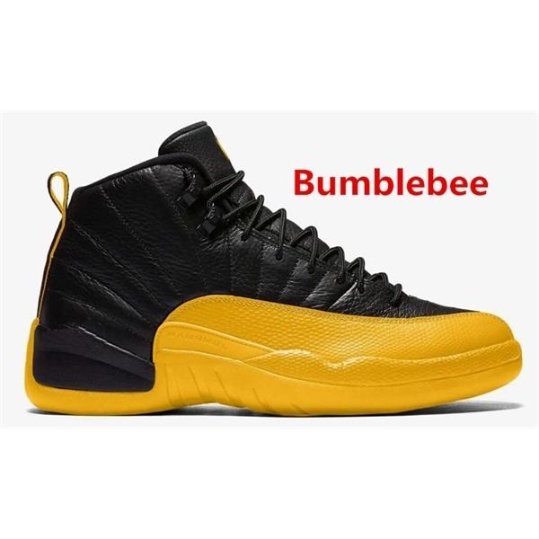 Top University Gold 12 Game Royal 12s men basketball shoes Winterize bulls FIBA Gym Red Flu Game the master taxi men Sports trainer sneakers