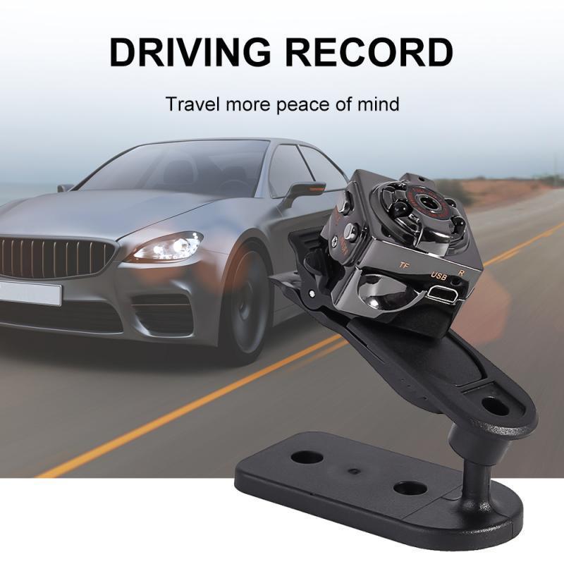 미니 카메라 1080P HD 카메라 모션 탐지 비디오 레코더 Nanny Cam 2021