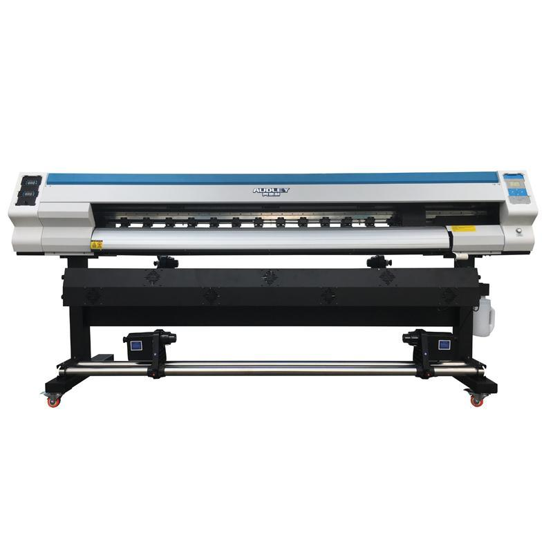 Factory direct 6 feet inkjet vinyl sticker eco solvent printer dx5 xp600 dx7 head eco solvent printer