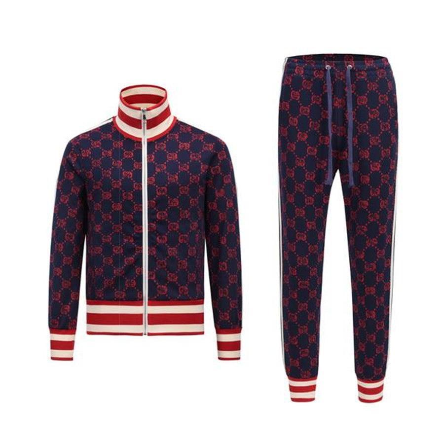 20 Erkek Moda Yeni Erkekler Eşofman Ter Suits Spor Takım Elbise Erkekler Hoodies Ceketler Eşofman Jogger Takım Elbise Ceket Pantolon Setleri