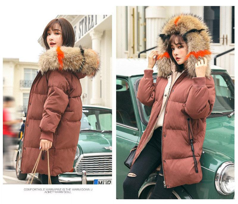 2020 Parkas Basic Winter Buffer Jaquetas Mulheres Senhora Plus Size Longo Com Capuz Down Coats Daily Windproof Outwear Quente