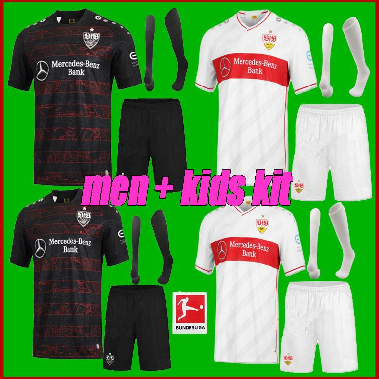 2020 Men Kids Kit 2021 Vfb Stuttgart Soccer Jerseys Home Away Thommy Anton 20 21 Didavi Grahl W Silas Gonzalea Mangala Football Shirts From Guangxuan201312 13 58 Dhgate Com