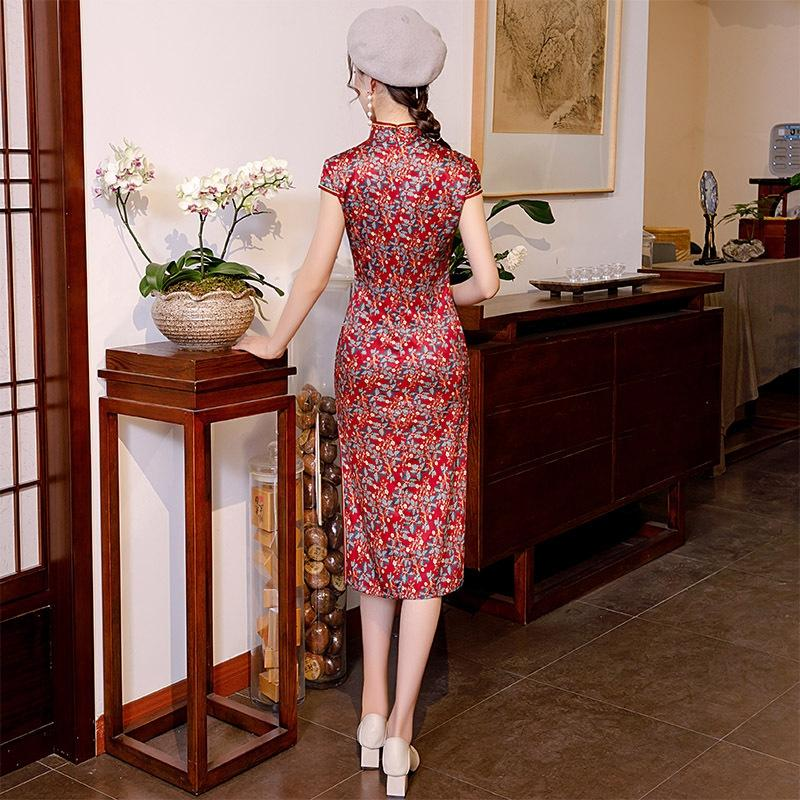 148jE year dress girlspring of girls young girl in 2020 New new year girl chinese girlspring dress of young Chinese girls in 2020 k5bN3