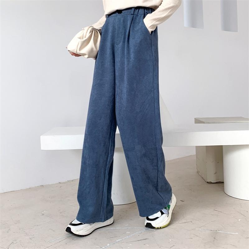 231 # Sherhure mujer otoño blanco pantalones de Pantalones 200930