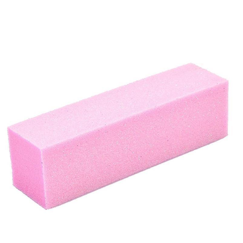Heißer Verkauf 6 stücke UV Gel Nagel Sanding Box Polnische Dateien Pinsel Home Salon Nagel Maniküre Schönheit Cleani Qylqvj