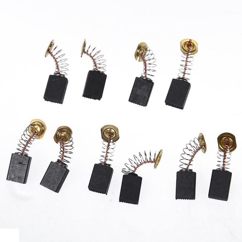 5 пар CB408 13 x 9 x 6 мм электроинструмент углеродные щетки для 1