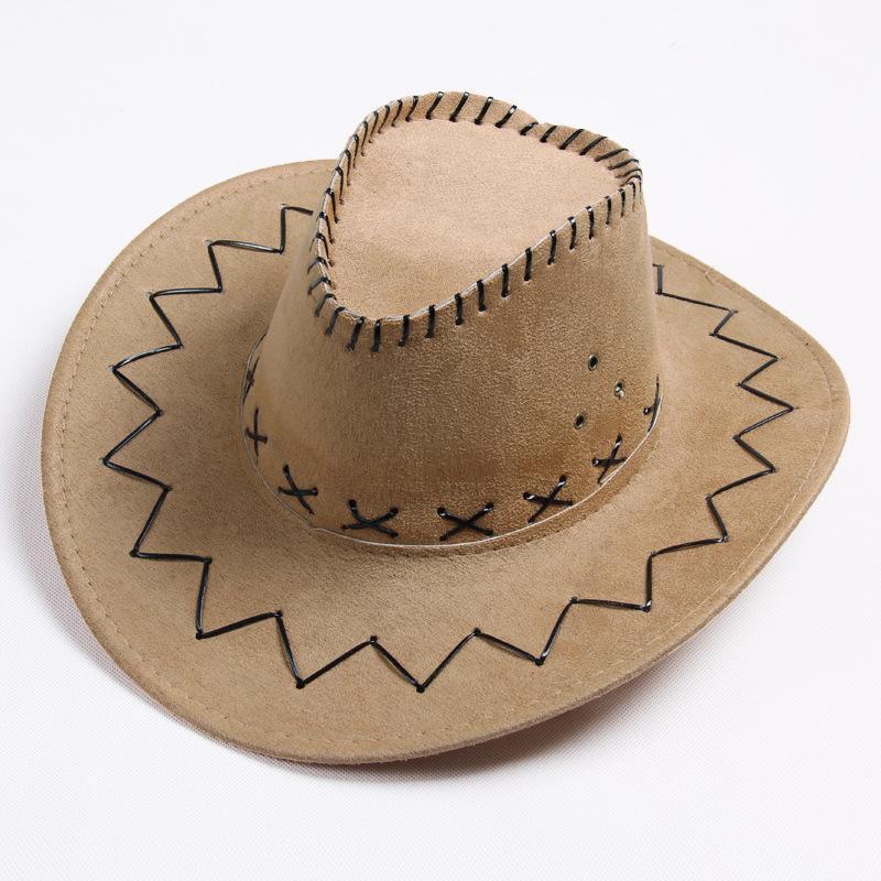 Cloches Menwomen의 카우보이 모자 와이드 브림 솔리드 컬러 모자 신사 캐주얼 여행 멋진 드레스 파티 남성 여성 모자 모자